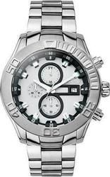 Breeze Iconic Chrono Silver Stainless Steel Bracelet 610081.4