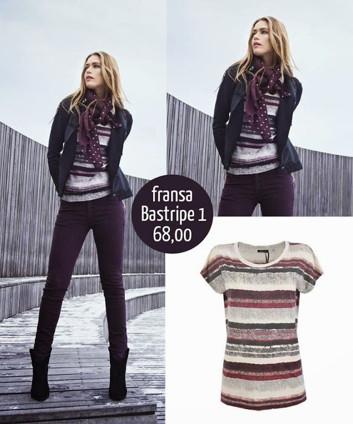 T-shirty Fransa Bastripe 1 w cenie 68 zł - http://www.dunkashop.com/search.php?text=bastripe