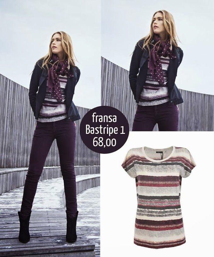 T-shirty Fransa Bastripe 1 w cenie 68 zł - http://www.dunkashop.com/search.php?text=bastripe