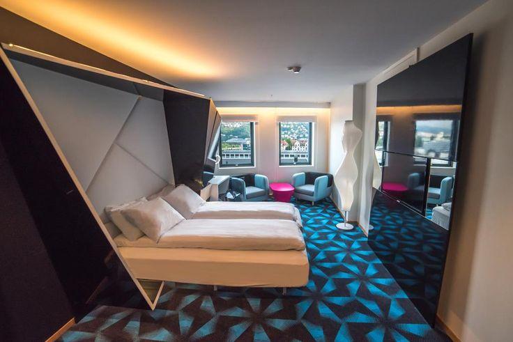 Magic Hotel, Bergen (GBP245 /room for 3 nights)