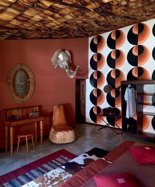 Дом в Танзании