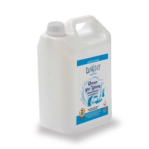 Bioxi ortam yer yüzey dezenfektanı 5 litre ürünü, özellikleri ve en uygun fiyatların11.com'da! Bioxi ortam yer yüzey dezenfektanı 5 litre, yüzey temizleyiciler kategorisinde! 862