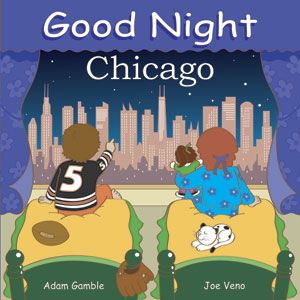 Landmarks made simple.Chicago Boards, Good Night, Boards Book, G Night, Night Chicago, Baby, Boardbooks Design, Book Jackets, Dust Covers