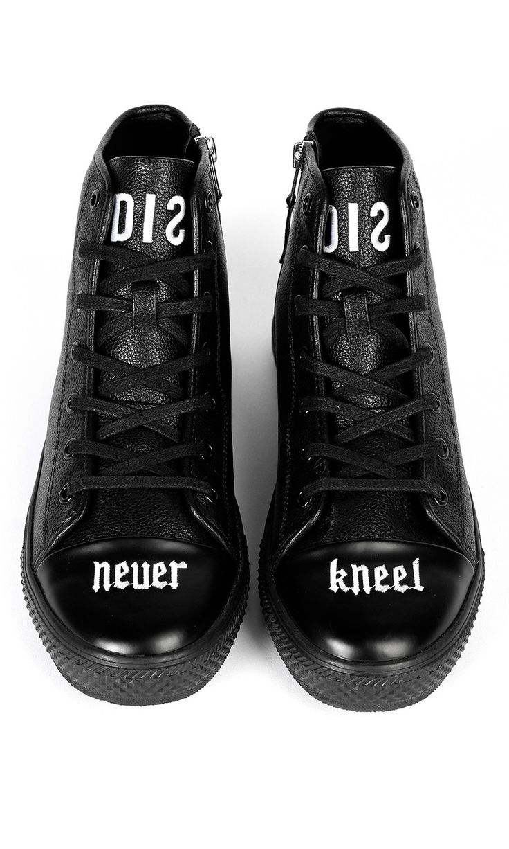 Womens She Who Kneels Sneakers