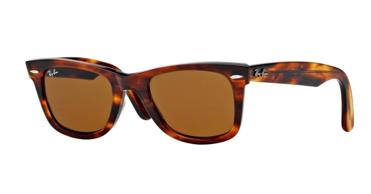 Ray-Ban RB2140-954 Light Tortoise Shell Original Wayfarer Sunglasses
