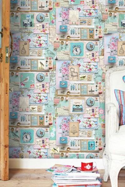 313105 love to collect pip studio wallpower eijffinger smartpaper www.wemekampschildersbedrijf.nl