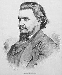 Karel Purkyně (portrét od Jana Vilímka zr.1882)