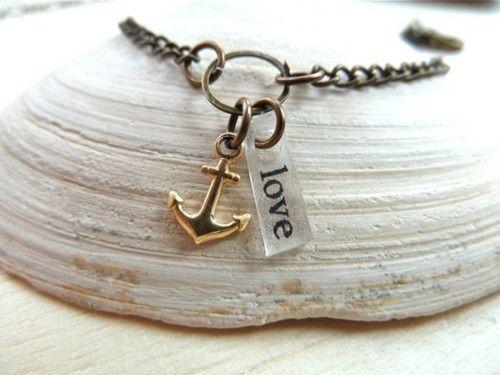 anchor jewlery