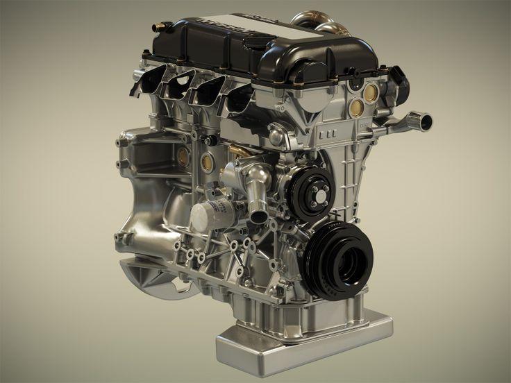 Nissan SR20DET engine - Page 2 - Polycount Forum