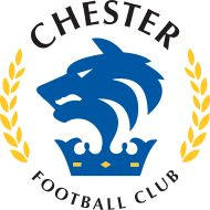 Chester Football Club is a supporter-owned football club named after the English city of Chester, but which actually plays in Wales by virtue of its home ground, the Deva Stadium being over the border. The club was founded in 2010 following the winding-up of Chester City F.C. The club,began its inaugural season in the Northern Premier League Division One North following a successful appeal to the FA against their initial placement in the Northwest Counties League.