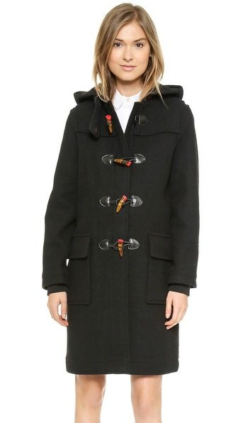 Marc by Marc Jacobs Paddington Wool Pea Coat