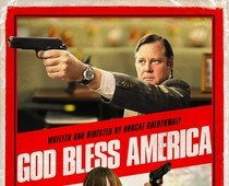 The dark comedy God Bless America starring Joel Murray and Tara Lynne Barr is playing exclusively at the Alamo Drafthouse - West Oaks location here in Houston starting today with a 10:00pm showtime. If you're like me and loved World's Greatest Dad, then this is a definite must. #examinercom