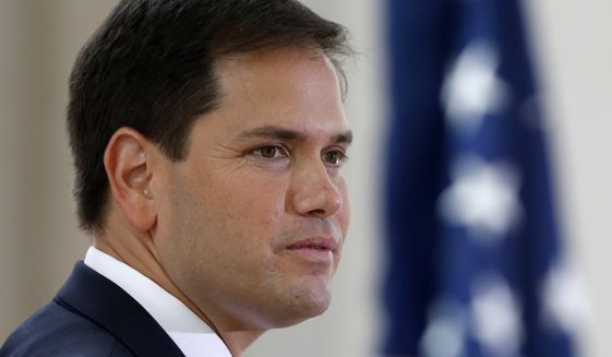 Rubio Affirms He'll End Obama's Executive Amnesty; Univision Interview Mistranslated