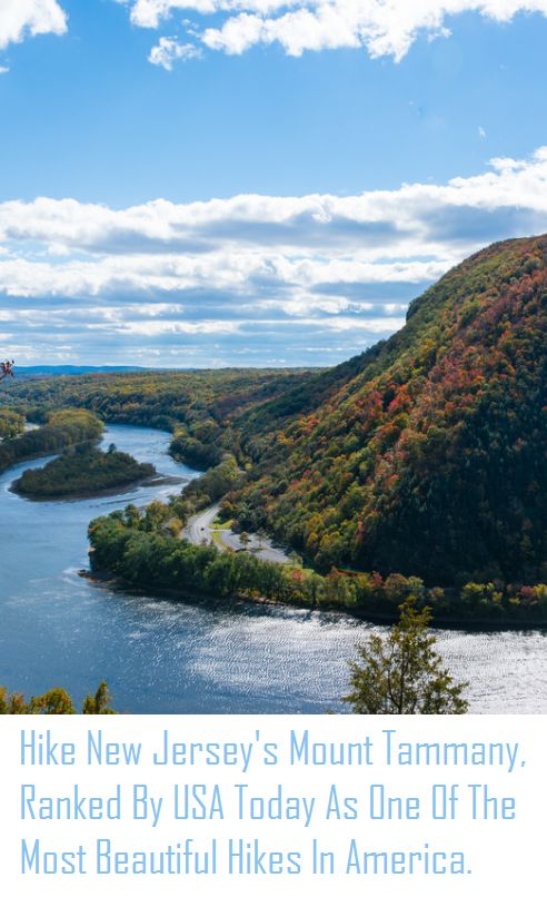 New Jersey | Hiking | Hikes | Trails | Mountains | Mount Tammany | River | Scenic
