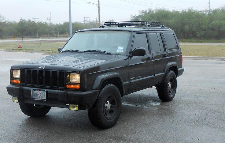 prelift 1999 Jeep Cherokee Sport. XJ Jeep cherokee sport