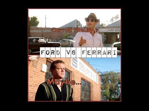 Ford Vs Ferrari Lee Iacocca Meets Carroll Shelby Jon