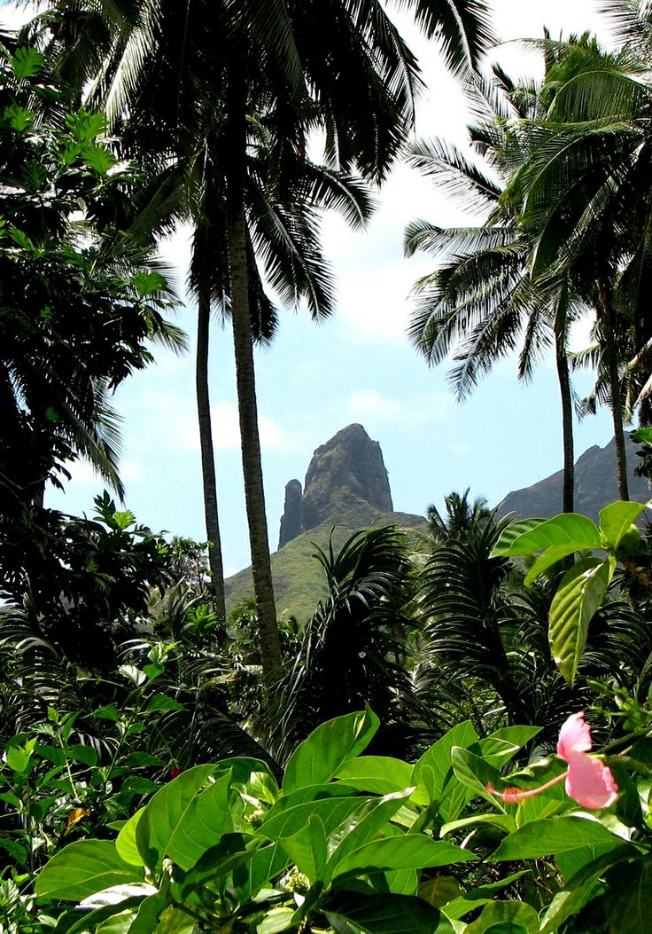 Hiva Oa, Marquesas Islands