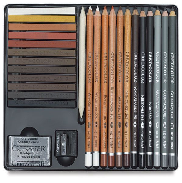 Cretacolor Drawing Sets - BLICK art materials