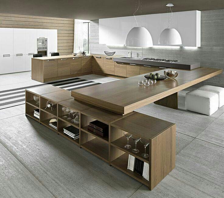 Modern Luxury Kitchen Designs: Pin By Mawarni Permadi Putri On Kitchen Inspiration