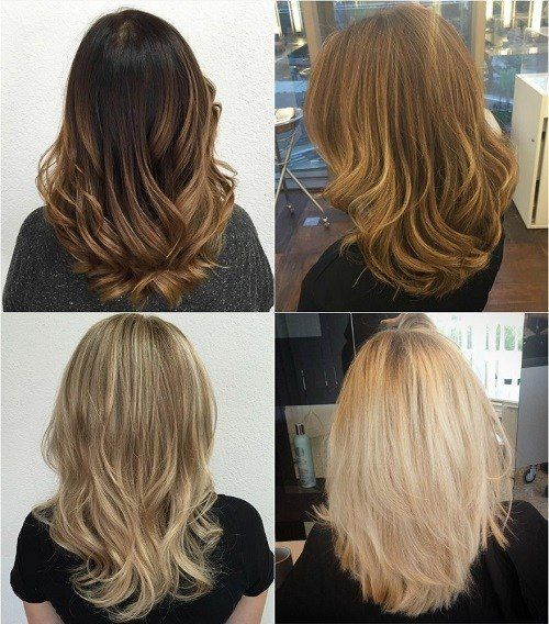 Check out 17 unique and gorgeous Medium Length Hairstyles for Thick Hair. #Mid-length hairstyles #Haircut for thick hair #Thick hair Hairstyles