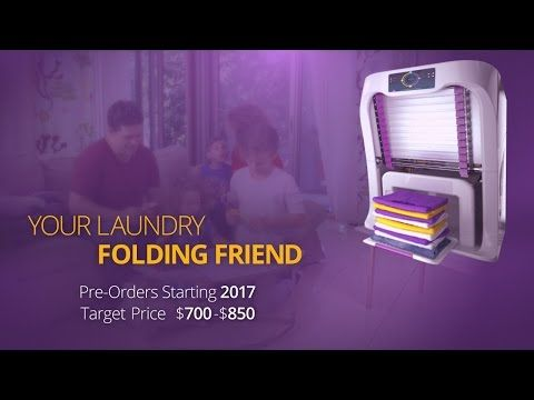 This Laundry-Folding Robot Will Be Your New Best Friend | Real Simple