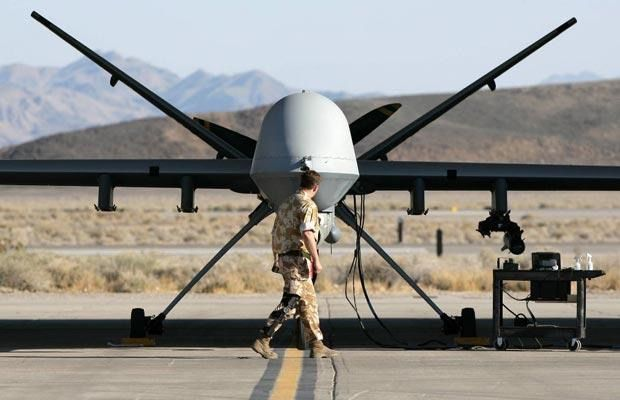 The MQ-9 Reaper Drone – General Atomics Aeronautical Systems