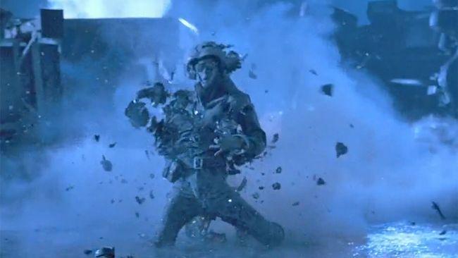 T-1000 Fatality! (Terminator 2: Judgement Day)