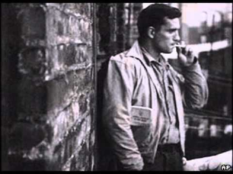 Let's celebrate October with Jack Kerouac - October in the Railroad Earth