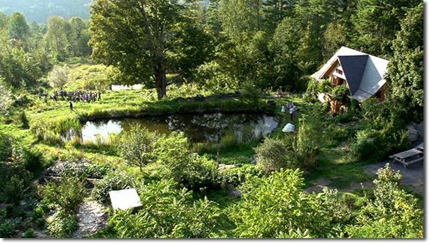 """""""Cold Climate Permaculture Video[…] When Geoff Lawton visited Ben Falk's farm in Vermont earlier this year, he saw the fruit of good permaculture design when applied with skill observation.  The end result is a beautiful, cold climate permaculture paradise."""""""