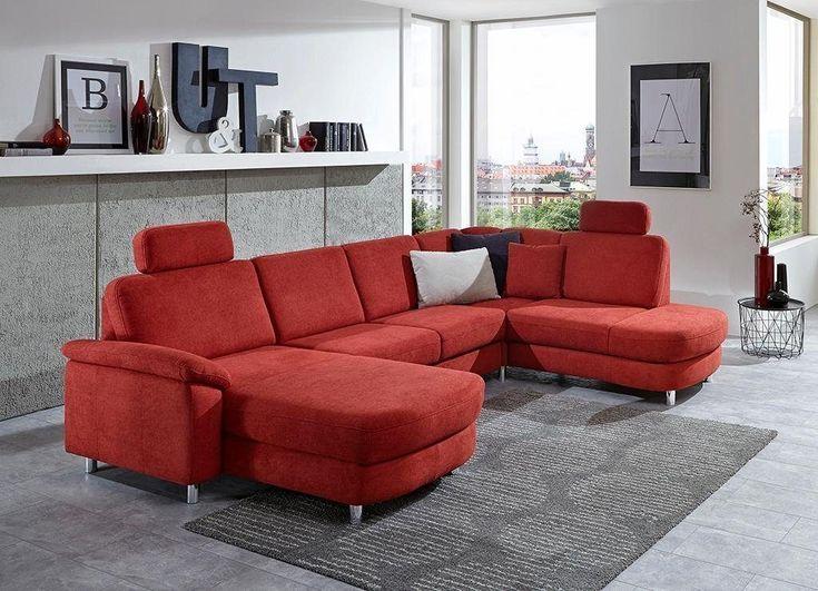 die besten 25 rote sofas ideen auf pinterest roter sofa dekor rotes sofa und rote couchzimmer. Black Bedroom Furniture Sets. Home Design Ideas