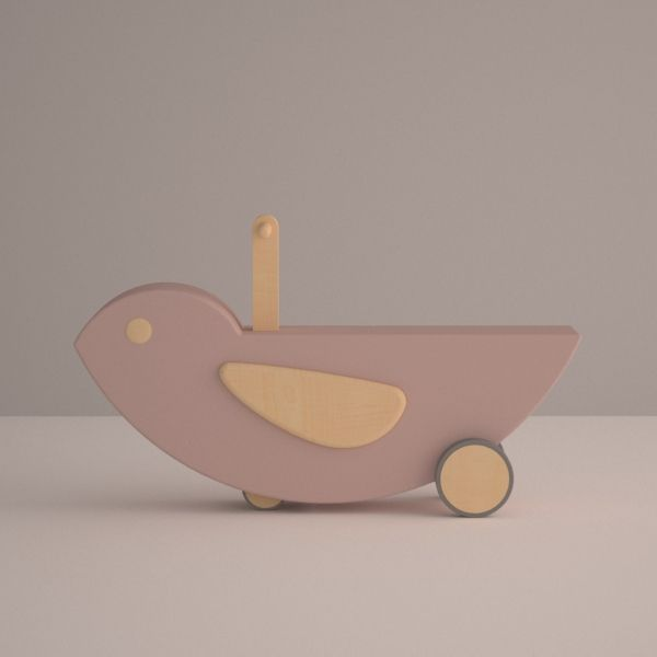 LITTLE BIRD tricycle for kids by LISLEI