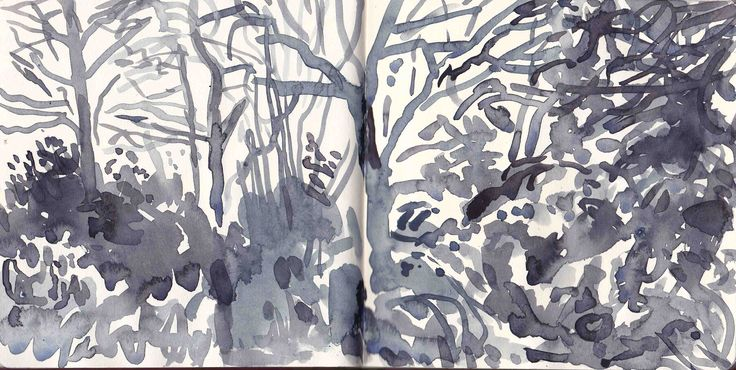 david hockney yorkshire sketchbook - Google zoeken