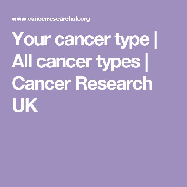 Your cancer type | All cancer types | Cancer Research UK JW what have they completely cured in cancer??