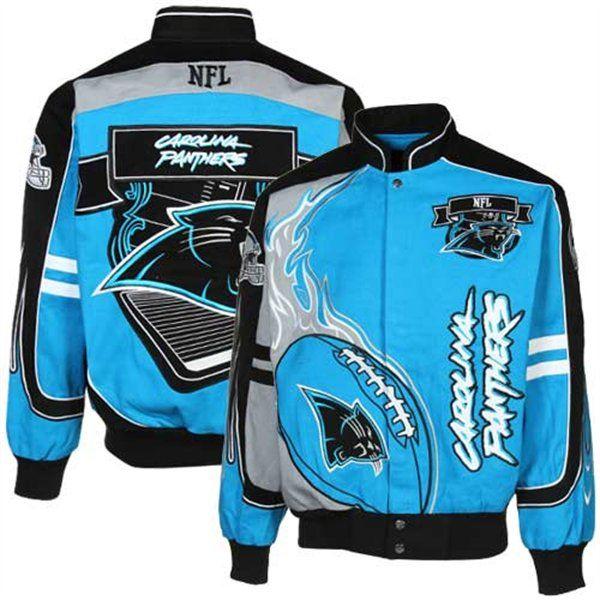 more photos 27731 cab4e Carolina Panthers Jacket Related Keywords & Suggestions ...