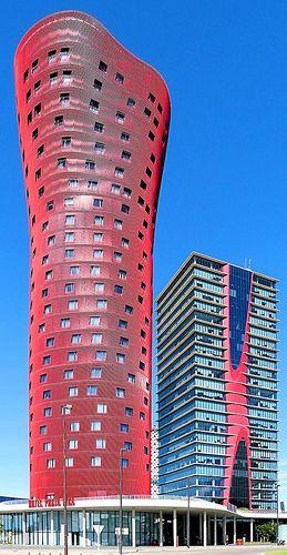 Barcelona - Pl. Europa