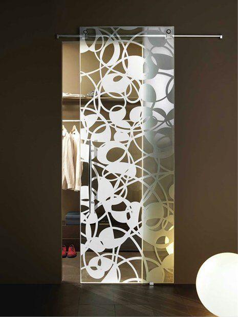 #Glass door FLY TRASPARENT by @Casali . #interiors