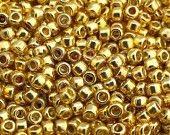 Toho Seed Beads 15/0 Permanent Finish - Galvanized Starlight (PF557) 5g/10g/20g/30g