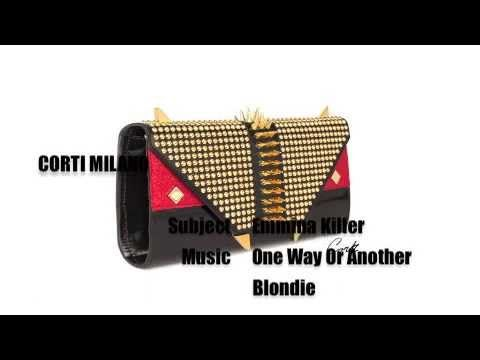 Corti Milano - Emmina Killer #bag #clutch #madeinitaly #cortimilano #emmina #killer #luxury