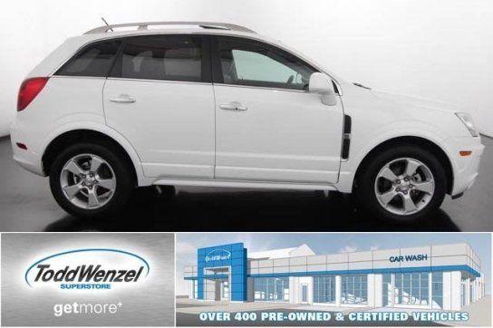 Cars for Sale: 2014 Chevrolet Captiva Sport 2WD LTZ in Hudsonville, MI 49426: Sport Utility Details - 386079529 - AutoTrader.com
