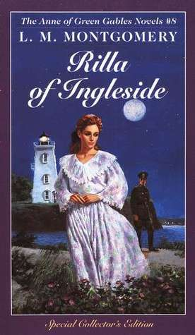 """The eighth in the Anne of Green Gables series, I think I loved Rilla's story the best...especially when she finds someone to call her """"Rilla-my-Rilla""""."""