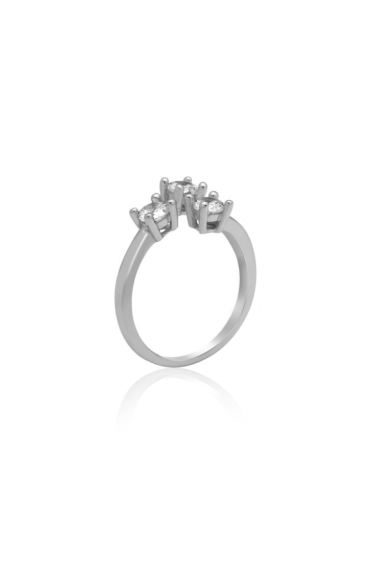 See the beautiful Destiny Ring! An edgy ring for all of you ladies shop now at www.kliojewelry.com