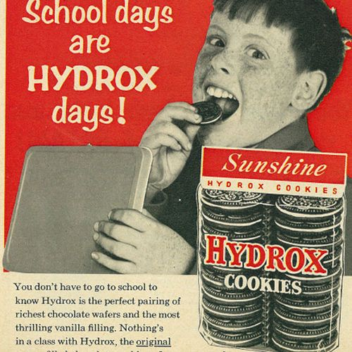 Episode 54 - Hydrox cookies, crazy questions from 5 year olds, and the bread of life.