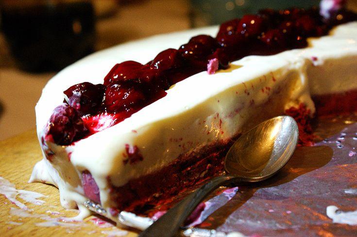 Tort lodowy #BistroDeCatherine