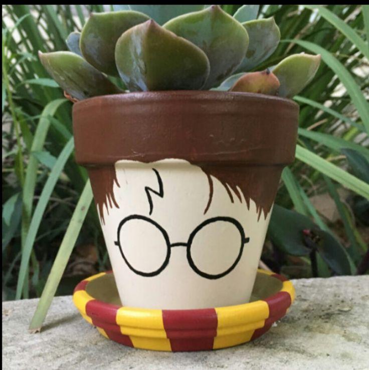 Harry Potter Planter