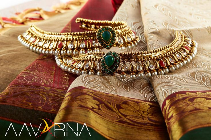 Aavarnas' Collection of Payals are very fashionable, trendy and available in a variety of designs and patterns. Please message for more details.   #bridesmaid #indianwedding #wedding #jewelry #bollywood #indianfashion #shaadi #indianbride #hindubride  #bollywoodfashion  #fashion #designinspiration #lookoftheday #ootd #asianbride #onestopweddingshop #bridalwear #kundan #pearls #traditional #stunning #instafashion #mala #fashiontrend #aavarna #southindianfashion #tamil #tamilbride #hindubride