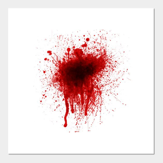 Pin On Blood Spatter