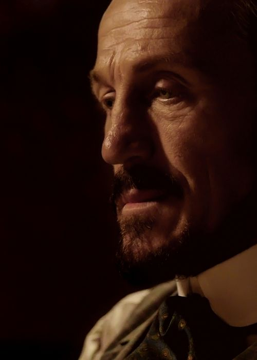 Jerome Flynn is awesome as Sgt. Drake on Ripper Street