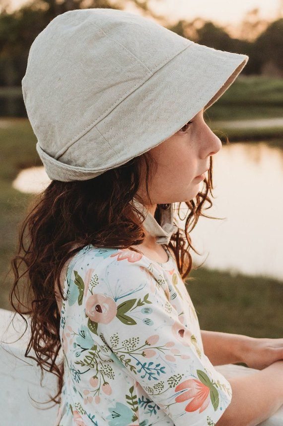 93710583de1 This summer sun hat is the perfect thing for sunny days for your kids!  Washable