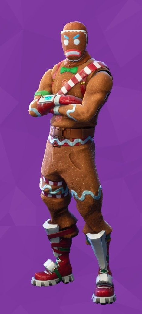 Fortnite Wallpaper Gingy