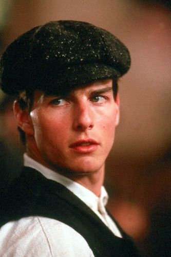 Young Tom Cruise in Far and Away - good looking then - no couch jumping antics.